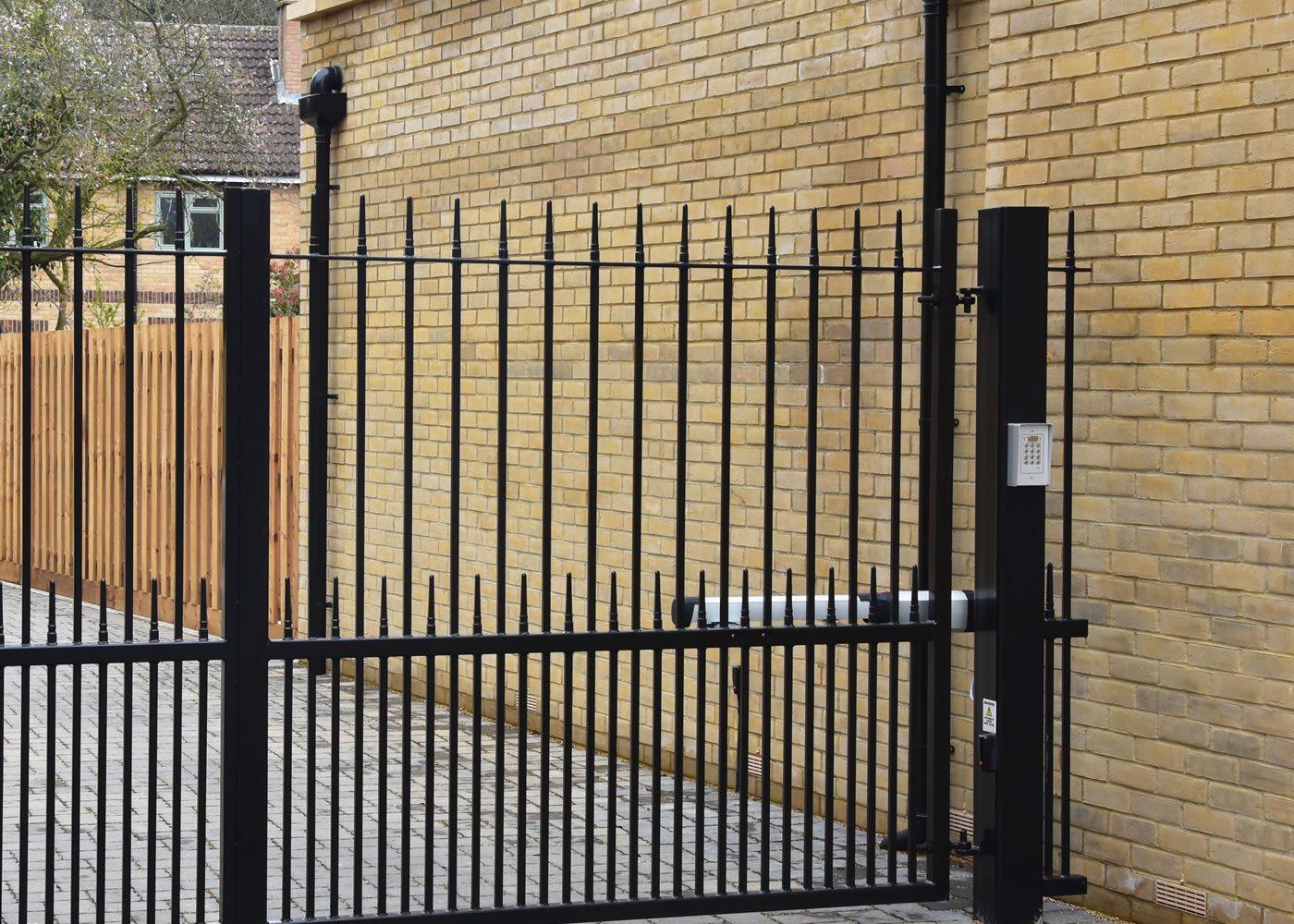 electric-gate