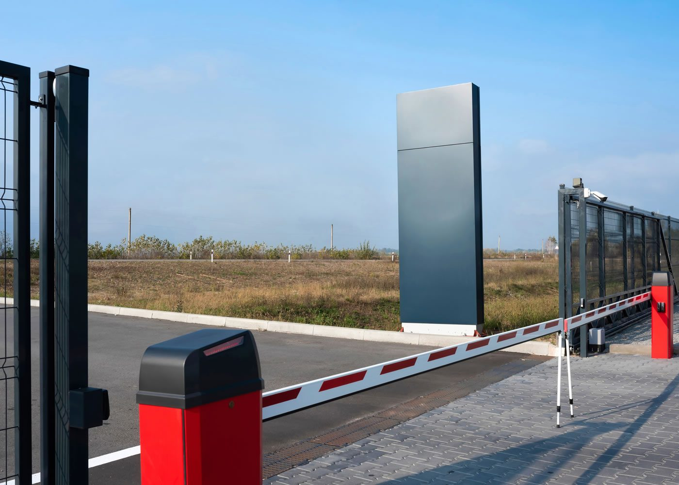 road-barriers
