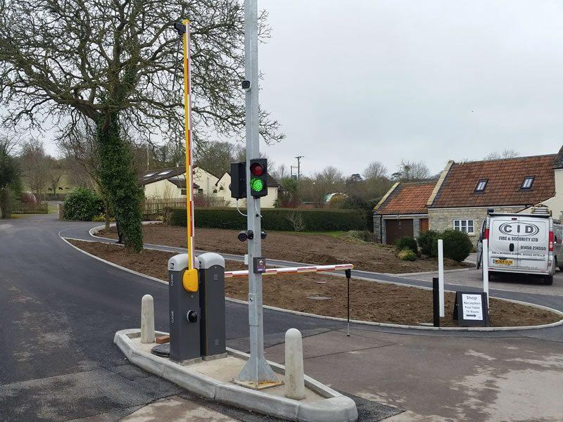 road-barrier
